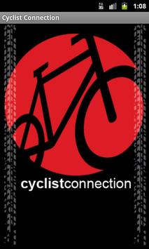 Cyclist Connection poster