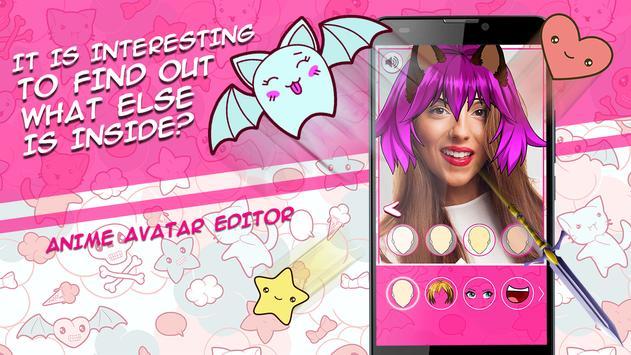 Anime avatar editor screenshot 10