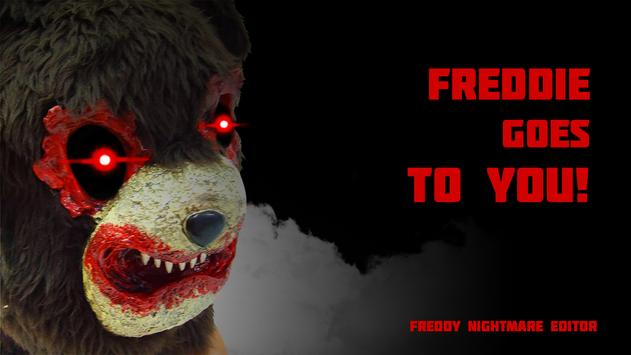 Freddy nightmare editor screenshot 1