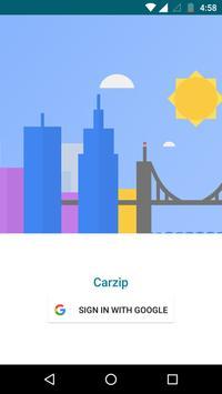 Carzip poster