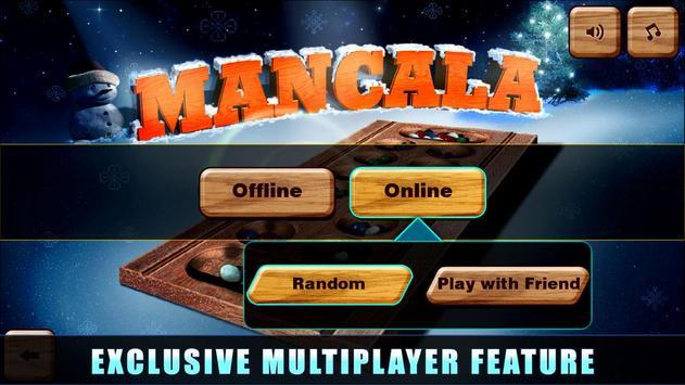 Mancala apk screenshot