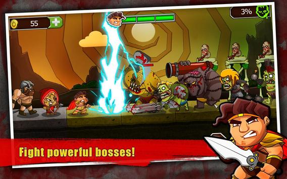 Legend vs Zombies apk screenshot