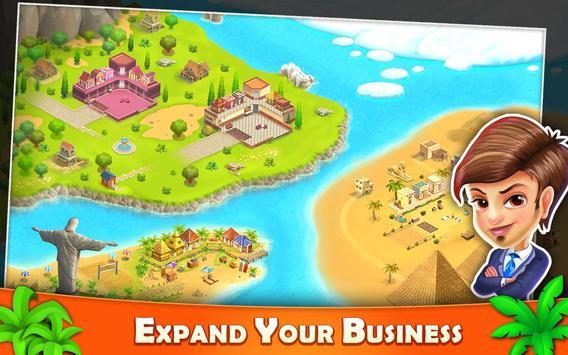 Resort Tycoon apk screenshot