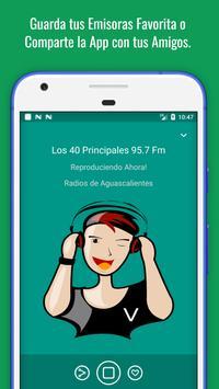 Mexican Radio Stations FM AM - Radio Mexico Online screenshot 7