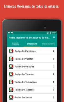 Mexican Radio Stations FM AM - Radio Mexico Online screenshot 17