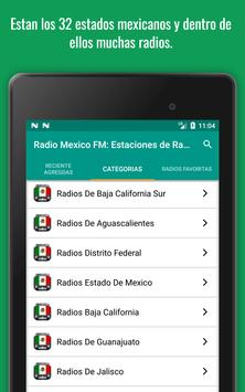 Mexican Radio Stations FM AM - Radio Mexico Online screenshot 19