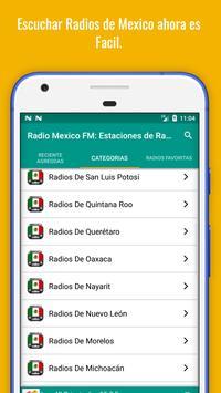 Mexican Radio Stations FM AM - Radio Mexico Online screenshot 2