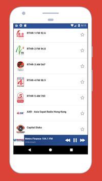 Radio Hong Kong, Hong Kong Radio Station: Radio HK screenshot 20