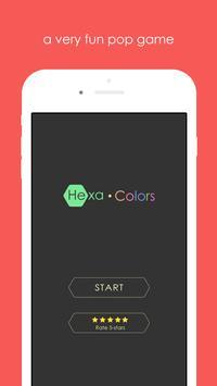 Hexa Pop Dot - color match screenshot 2