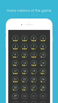 Hexa Pop Dot - color match screenshot 3