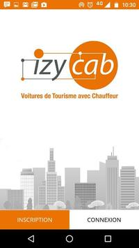 IZYCAB CHAUFFEUR poster