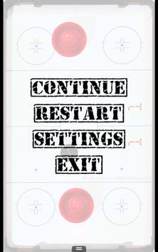 Air Hockey - Free apk screenshot