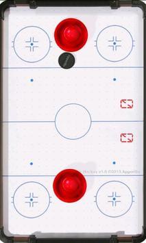 Air Hockey - Free poster