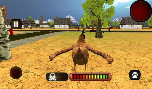 Modern Action Commando Chicken apk screenshot