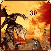 Modern Dragon Action Simulator icon