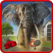 Ultimate Angry Elephant Rampag icon