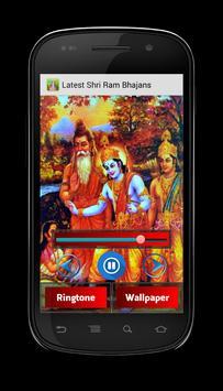 Latest Shri Ram Bhajans apk screenshot