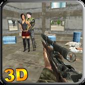 Modern Commando Fps 3d icon