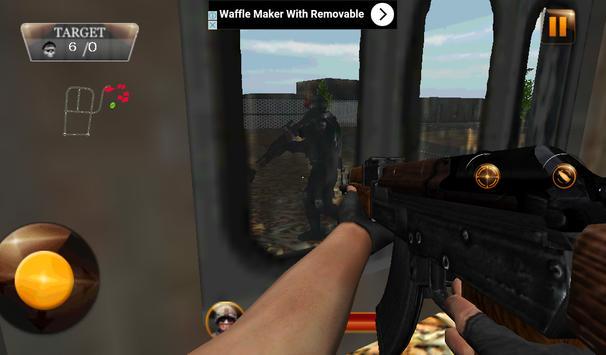 Modern Commando Fps 3d screenshot 2