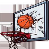 Basketball Shooting - 3 point icon