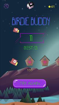 Flappy BirdieBuddy screenshot 5