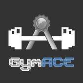GymACE Pro: Workout Tracker & Body Log 圖標