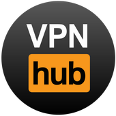 VPN grátis - sem registros: VPNhub - Stream, Play, Navegar icon