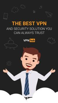 VPNhub Poster