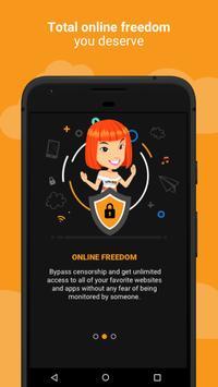 VPN Grátis - Sem Logs: VPNhub - Stream, Play, Browse screenshot 2