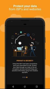 VPN grátis - Sem registros: VPNhub - Stream, Play, Browse screenshot 3