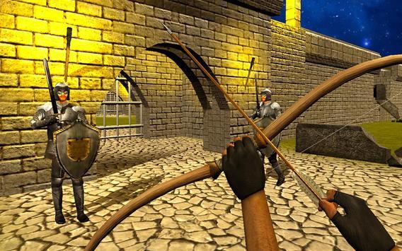Bow Arrow Master: Castle War poster