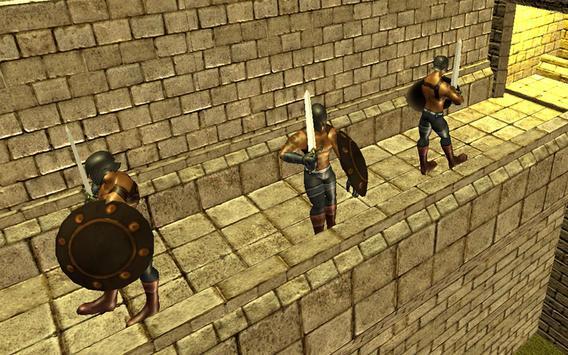 Bow Arrow Master: Castle War screenshot 2