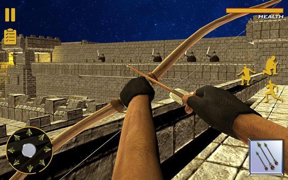 Bow Arrow Master: Castle War screenshot 9