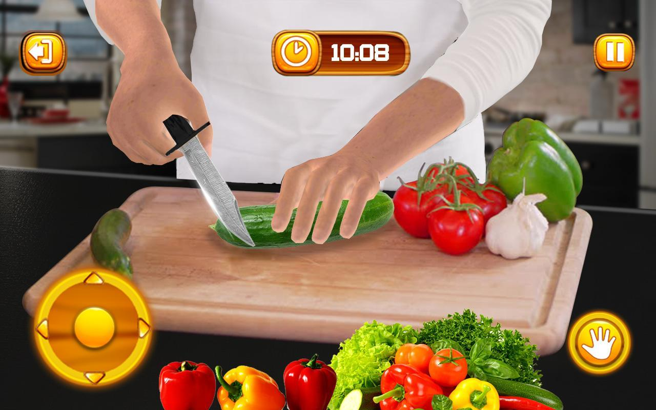 rising super chef game download