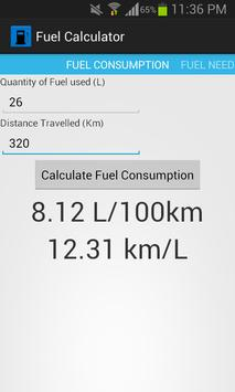 Fuel Calculator for Android - APK Download