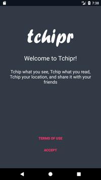 Tchipr poster