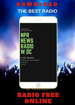 US News Radio | Washington DC Radio Station poster