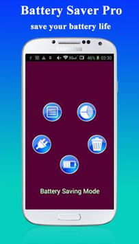 Battery Saver Pro poster