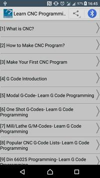 Learn CNC Programming poster