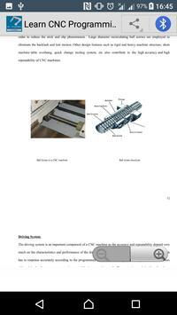 Learn CNC Programming apk screenshot
