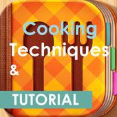 Cooking Techniques & Tutorials icon