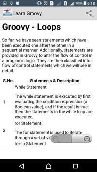 Learn Groovy Programming screenshot 3