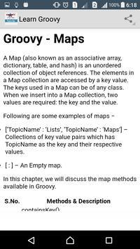 Learn Groovy Programming screenshot 5