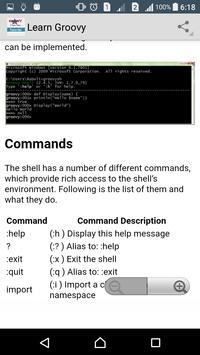 Learn Groovy Programming screenshot 7