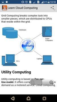Learn Cloud Computing screenshot 5