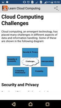 Learn Cloud Computing screenshot 6