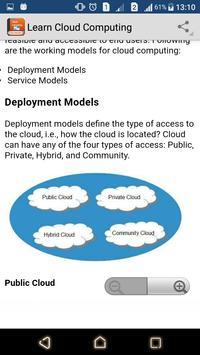 Learn Cloud Computing screenshot 2