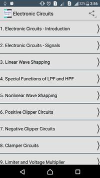 Learn Electronic Circuits poster