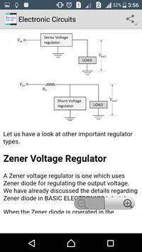 Learn Electronic Circuits apk screenshot