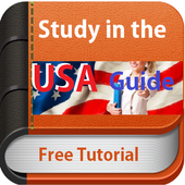 Study in the USA icon